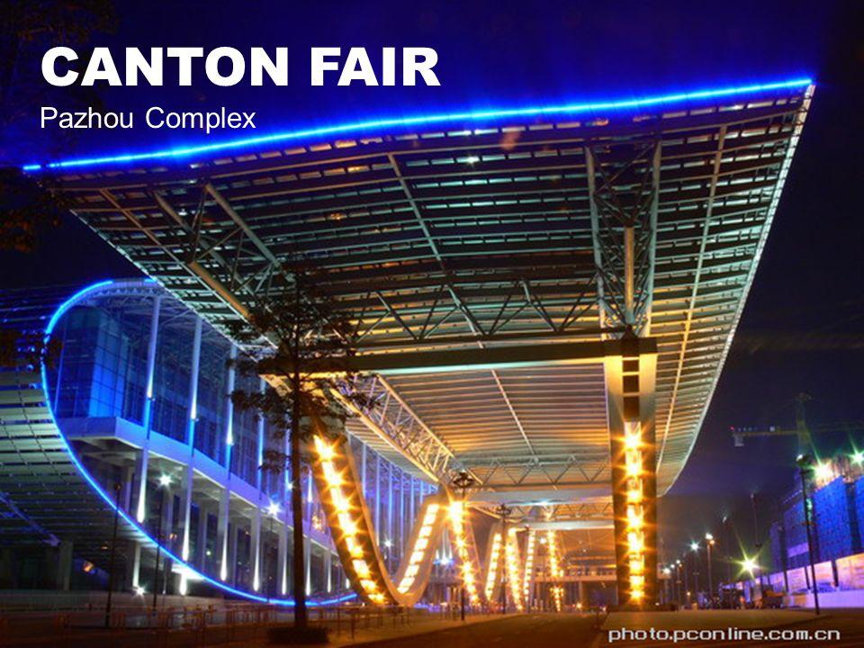 CANTON FAIR Pazhou Complex