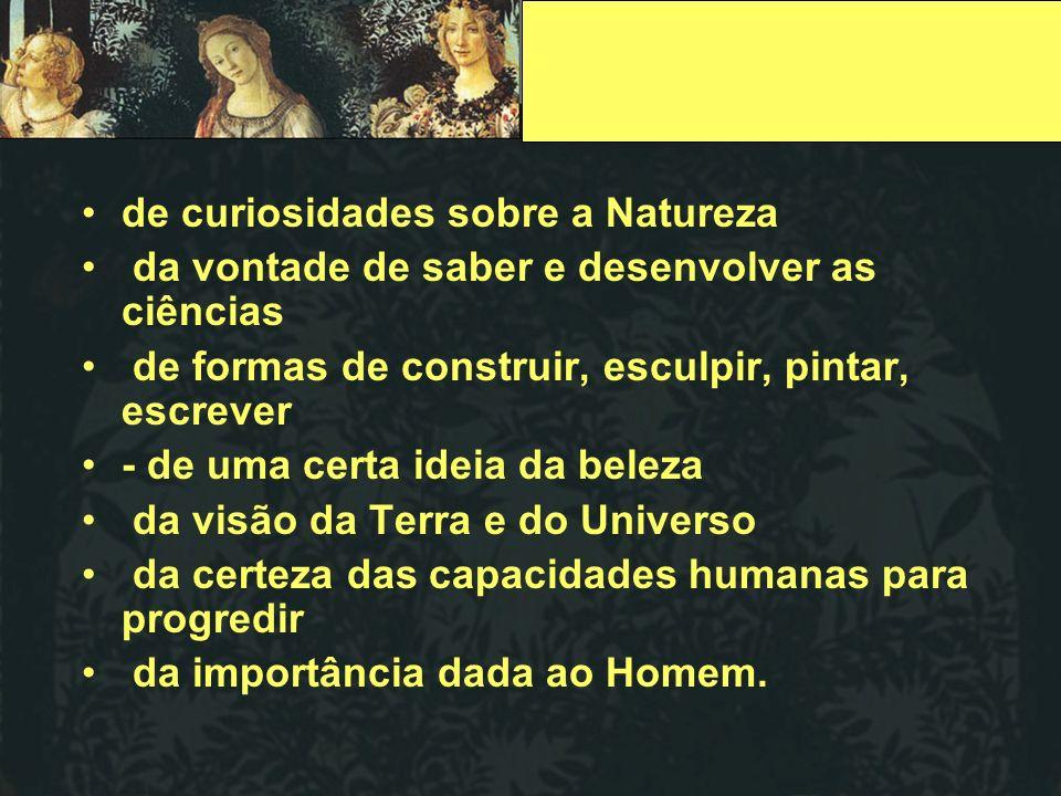 de curiosidades sobre a Natureza
