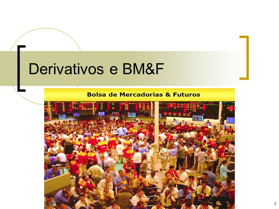 Derivativos e BM&F