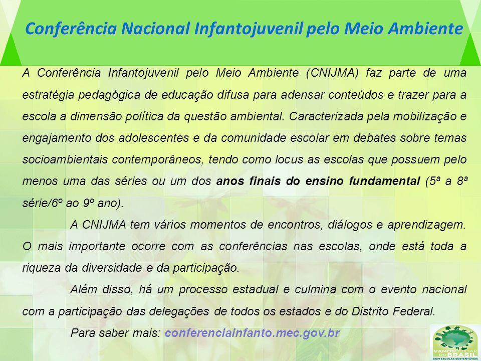 Conferência Nacional Infantojuvenil pelo Meio Ambiente