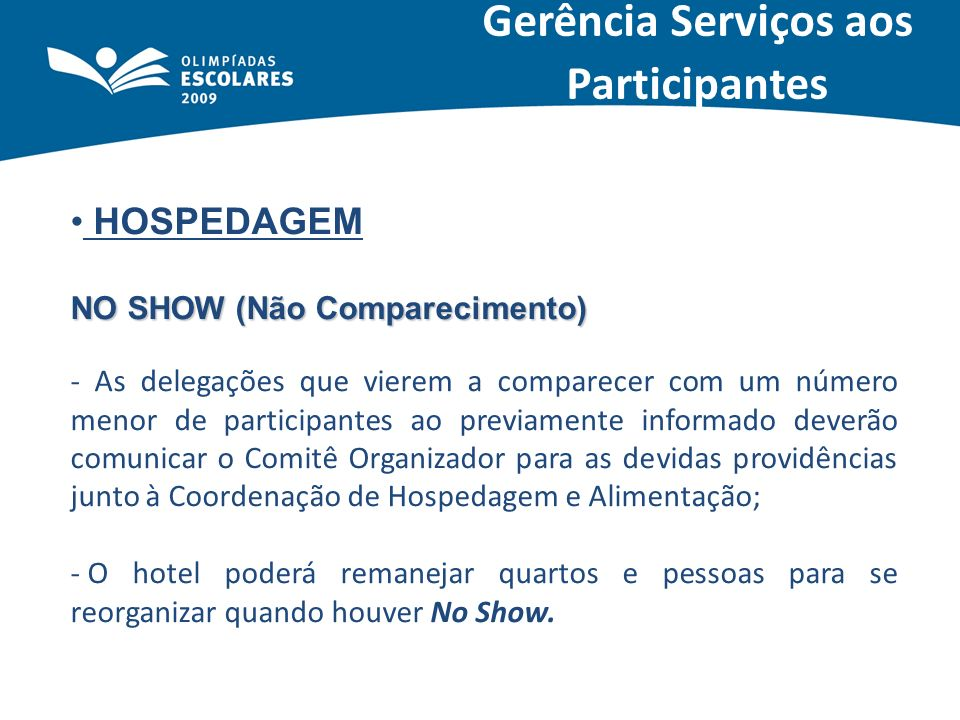 Gerência Serviços aos Participantes
