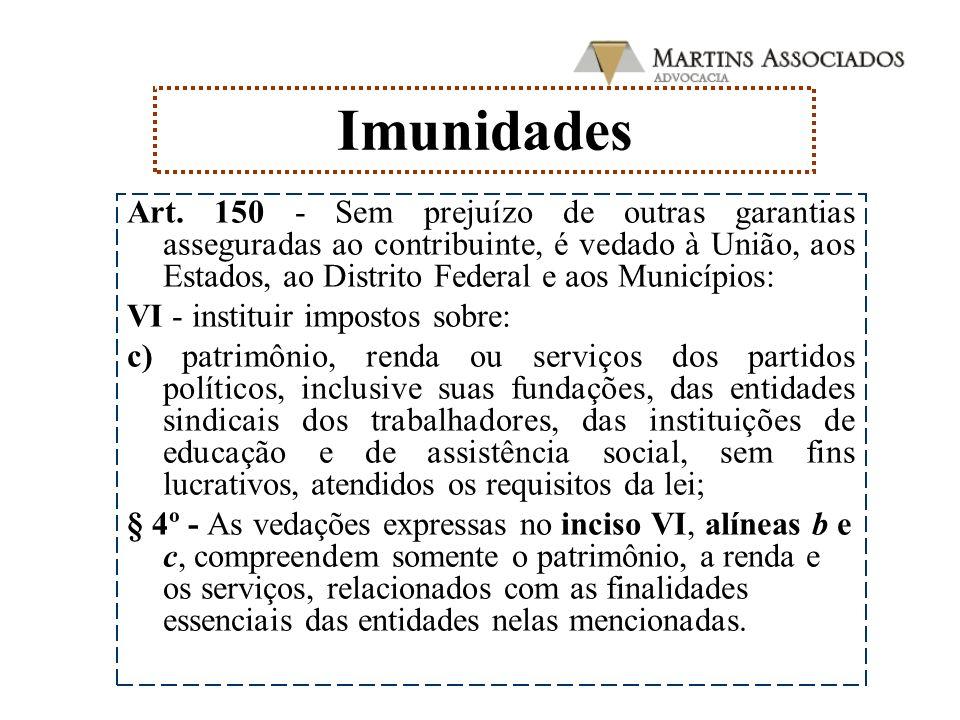 Imunidades