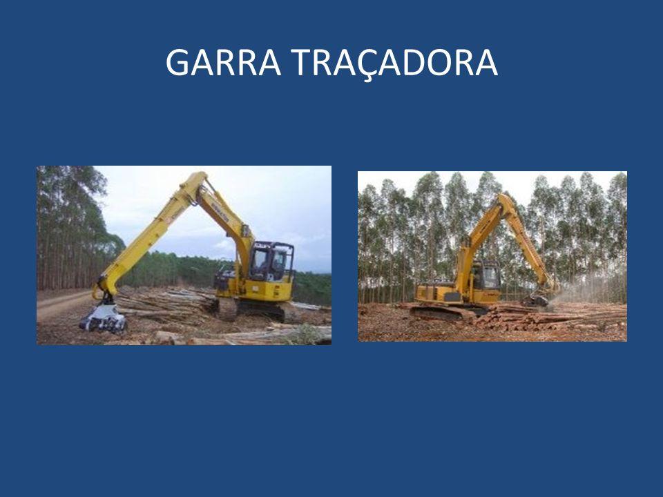 GARRA TRAÇADORA