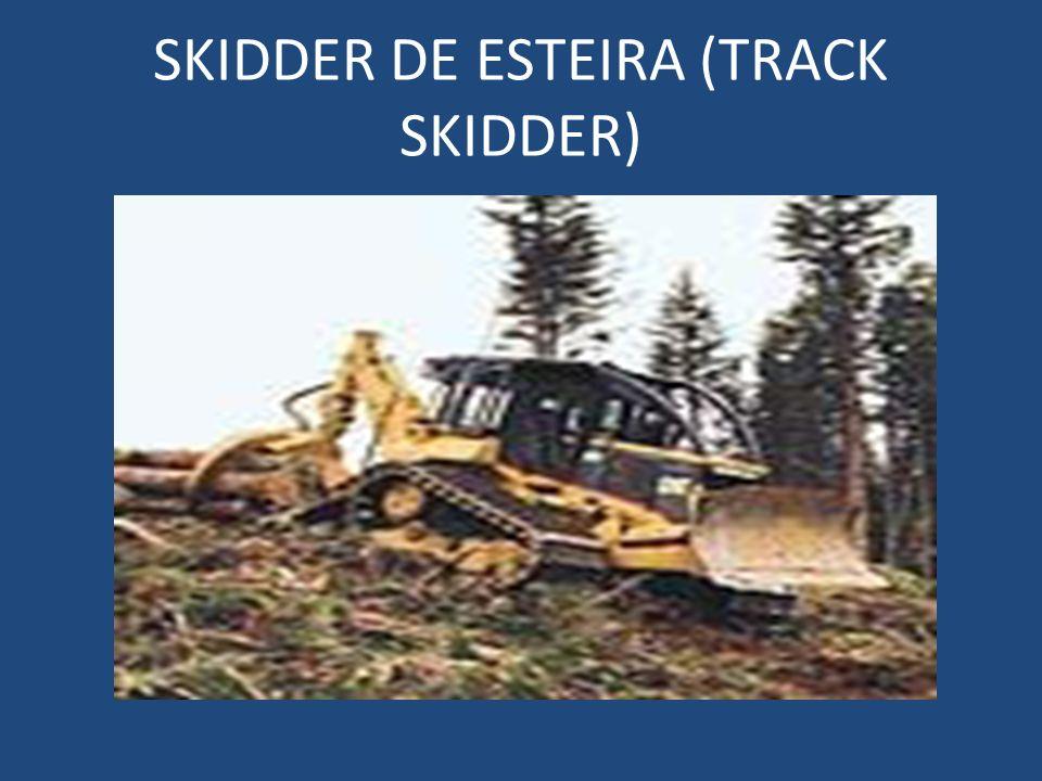 SKIDDER DE ESTEIRA (TRACK SKIDDER)