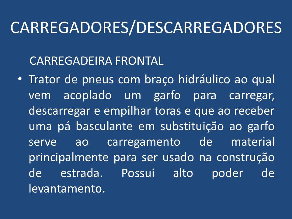 CARREGADORES/DESCARREGADORES