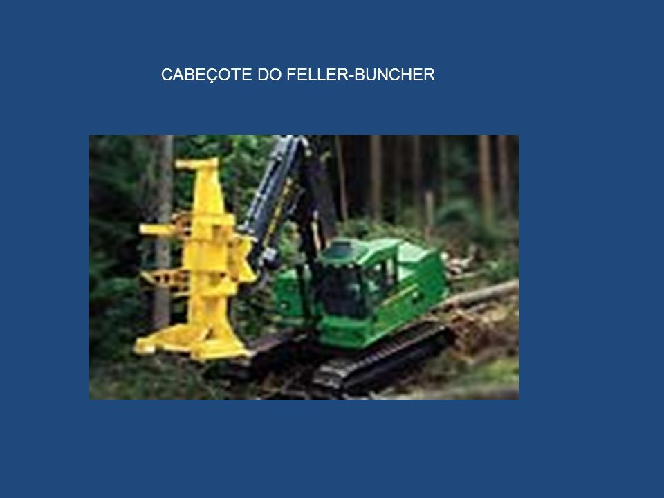 CABEÇOTE DO FELLER-BUNCHER