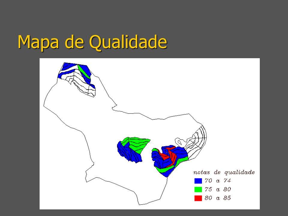 Mapa de Qualidade