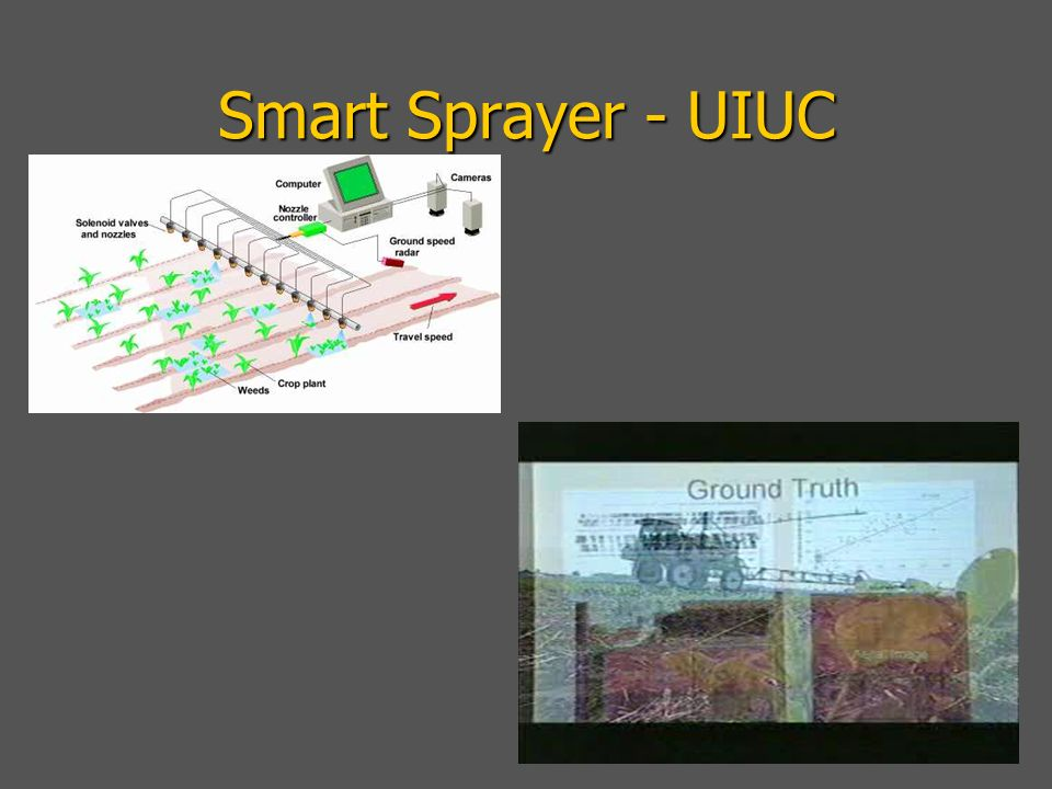 Smart Sprayer - UIUC