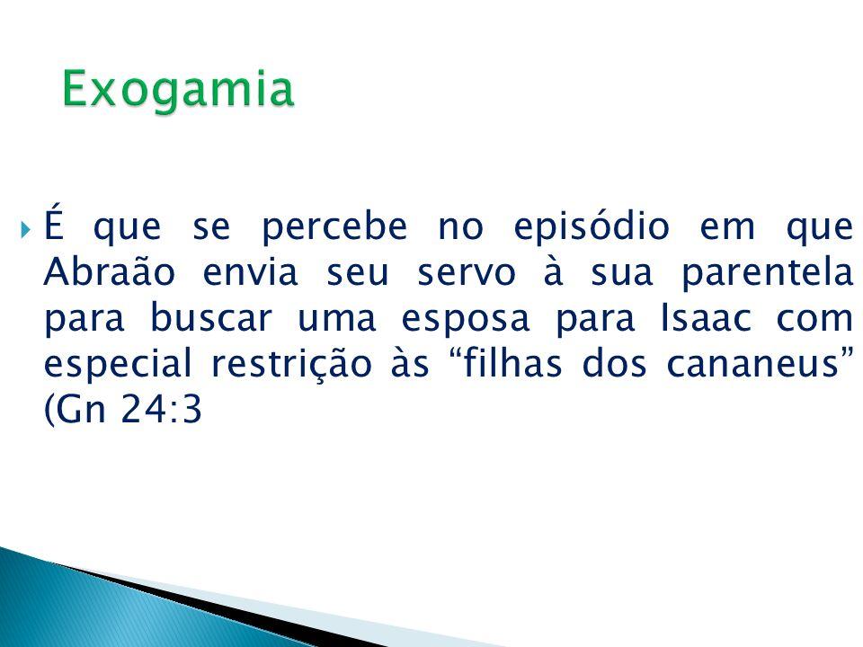 Exogamia