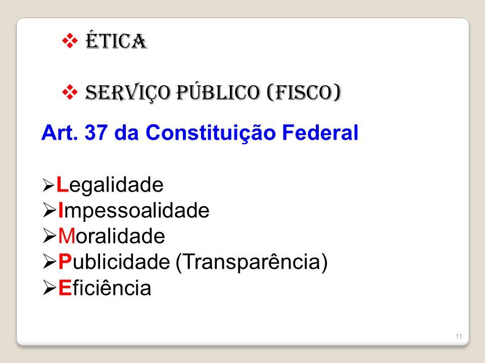 Serviço Público (FISCO)