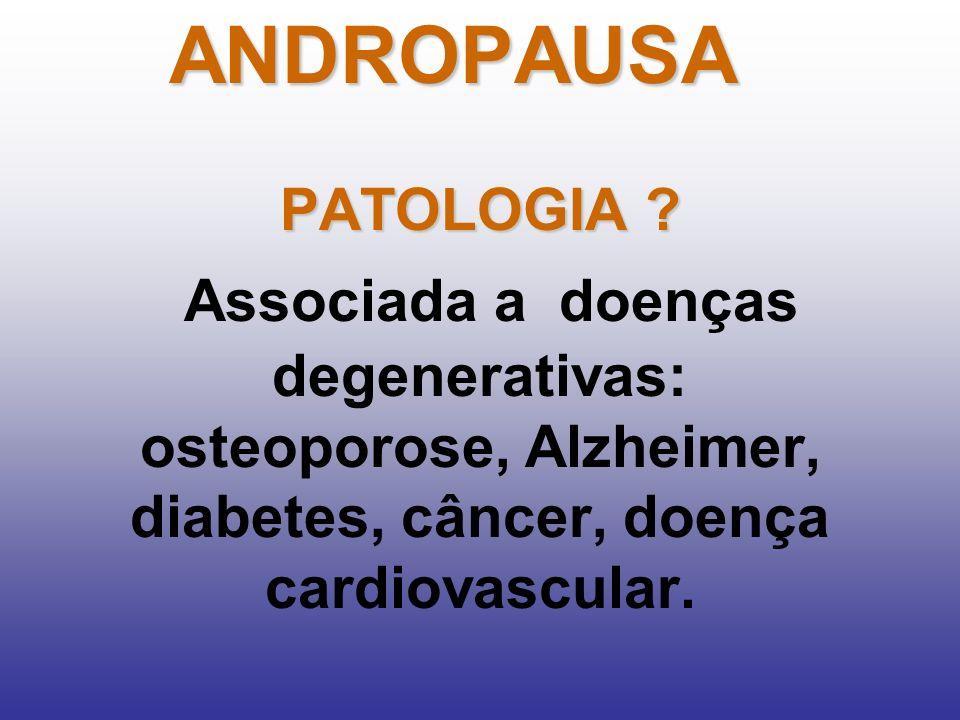 ANDROPAUSA PATOLOGIA .