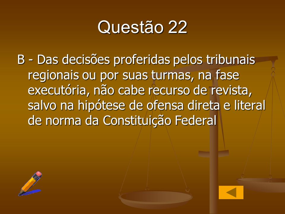 Questão 22
