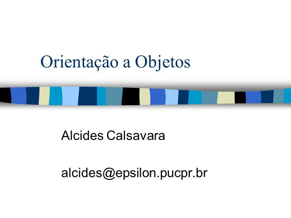 Alcides Calsavara alcides@epsilon.pucpr.br