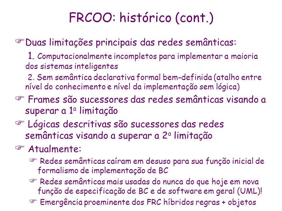 FRCOO: histórico (cont.)