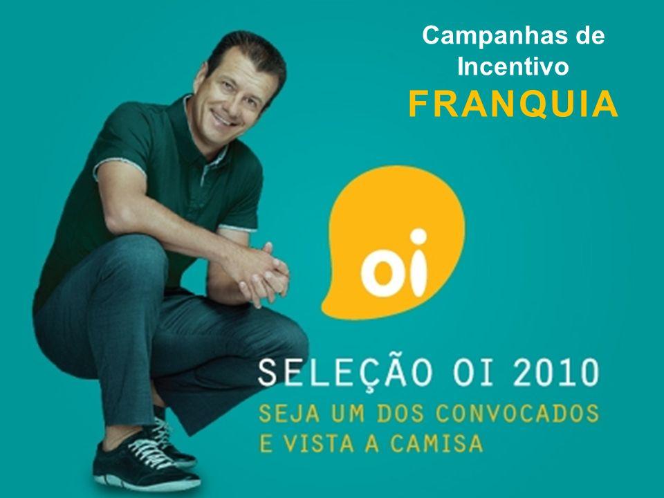 Campanhas de Incentivo FRANQUIA