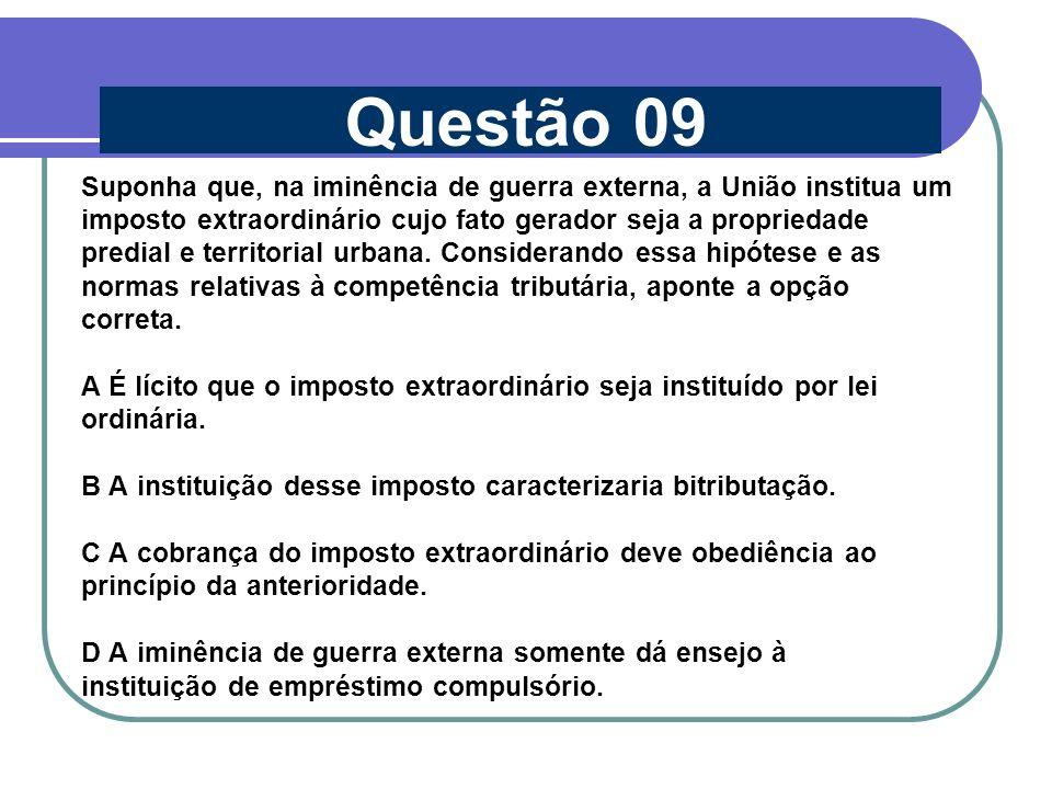 Questão 09