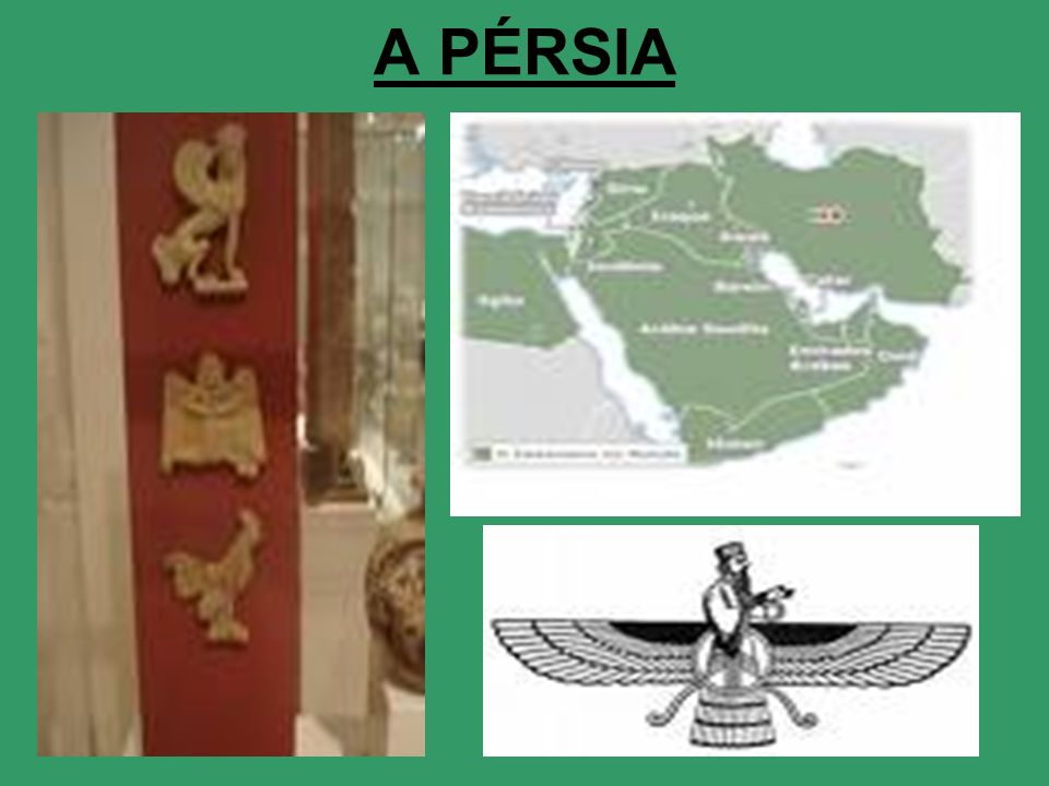 A PÉRSIA