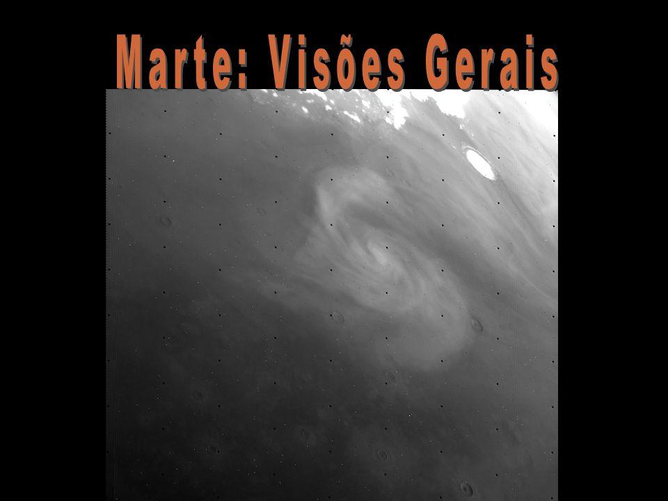 Marte: Visões Gerais