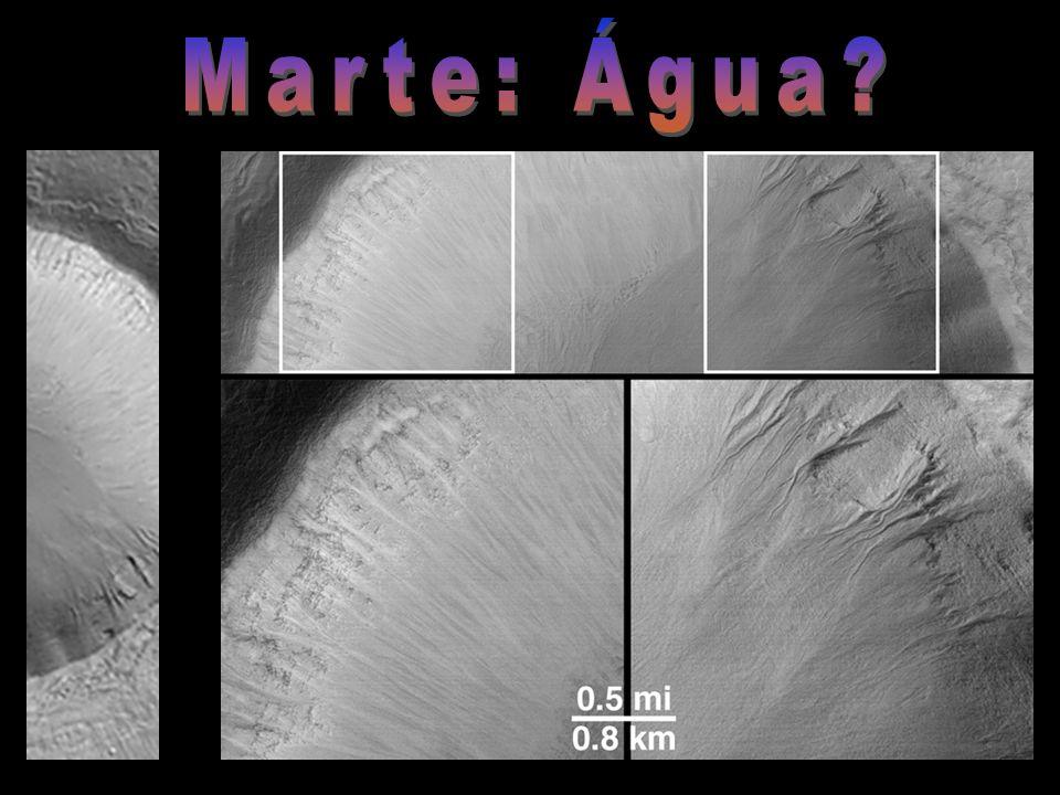 Marte: Água