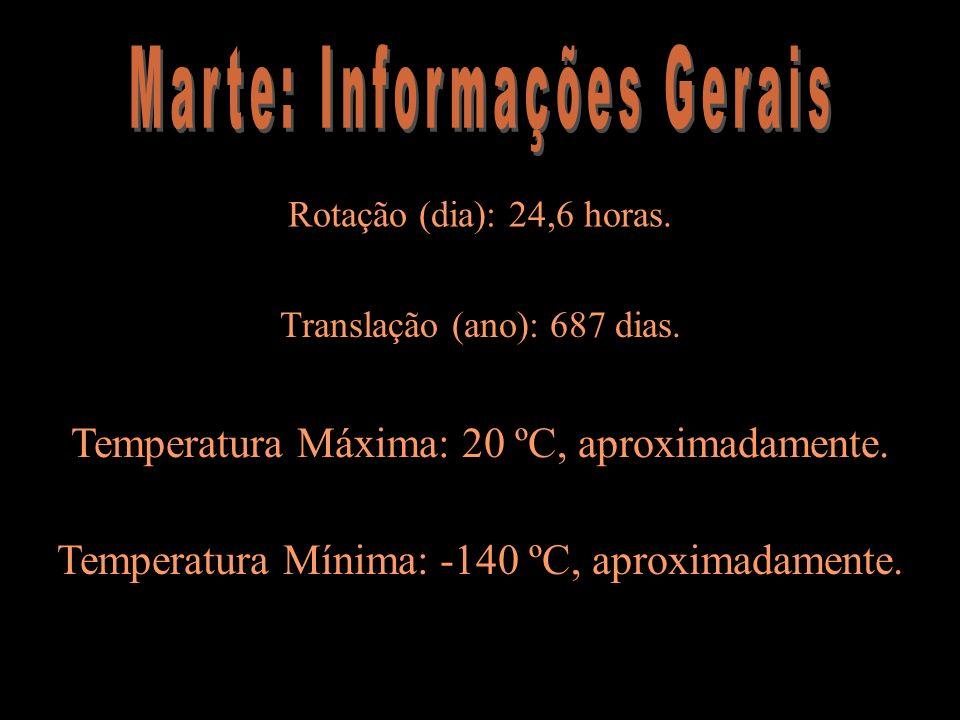 Marte: Informações Gerais