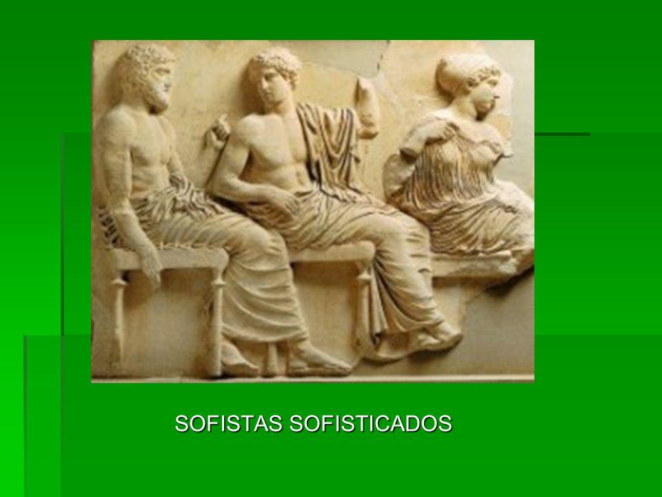 SOFISTAS SOFISTICADOS