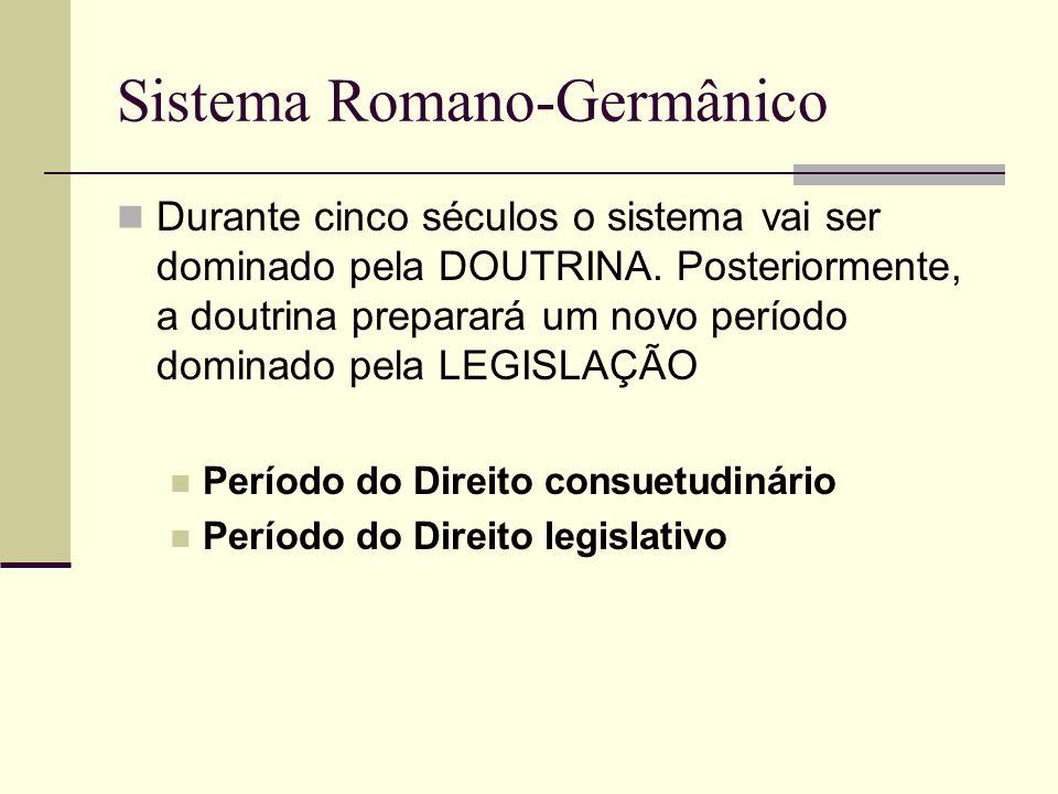 Sistema Romano-Germânico