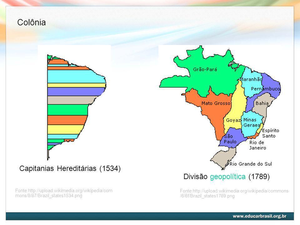 Divisão geopolítica (1789)