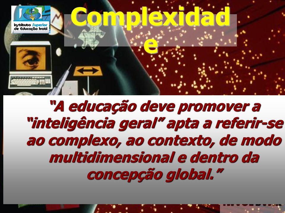 Complexidad e