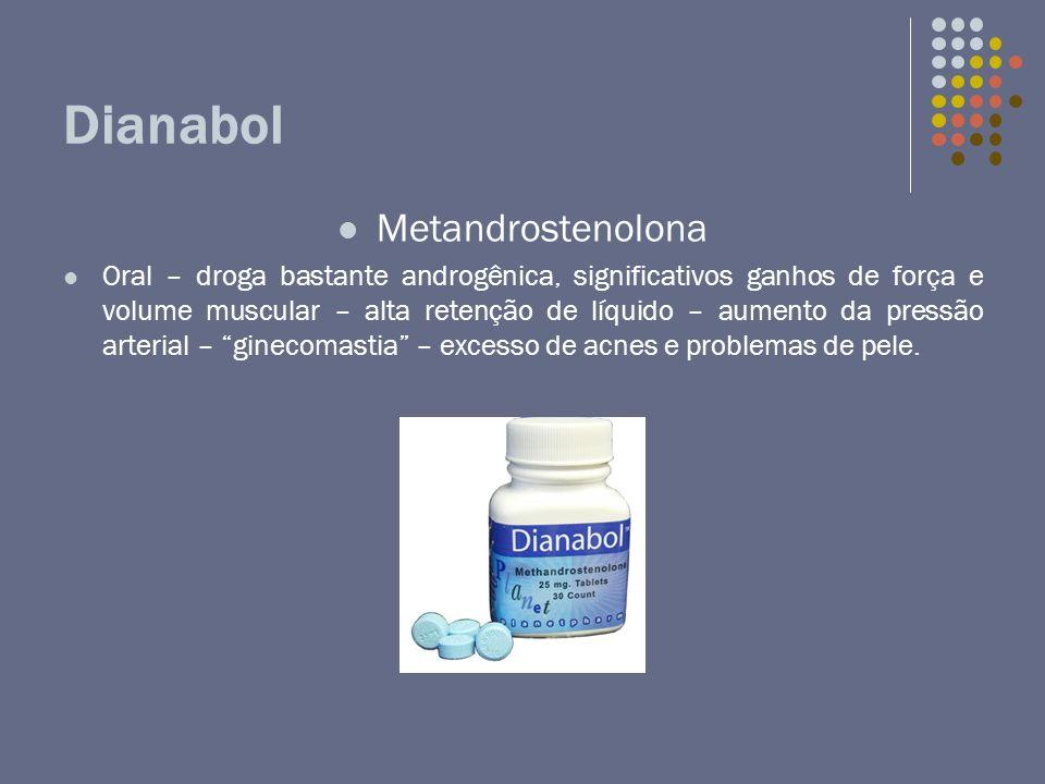 Dianabol Metandrostenolona