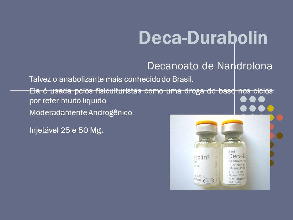 Deca-Durabolin Decanoato de Nandrolona
