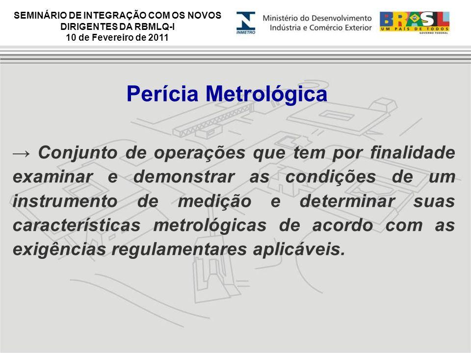 Perícia Metrológica