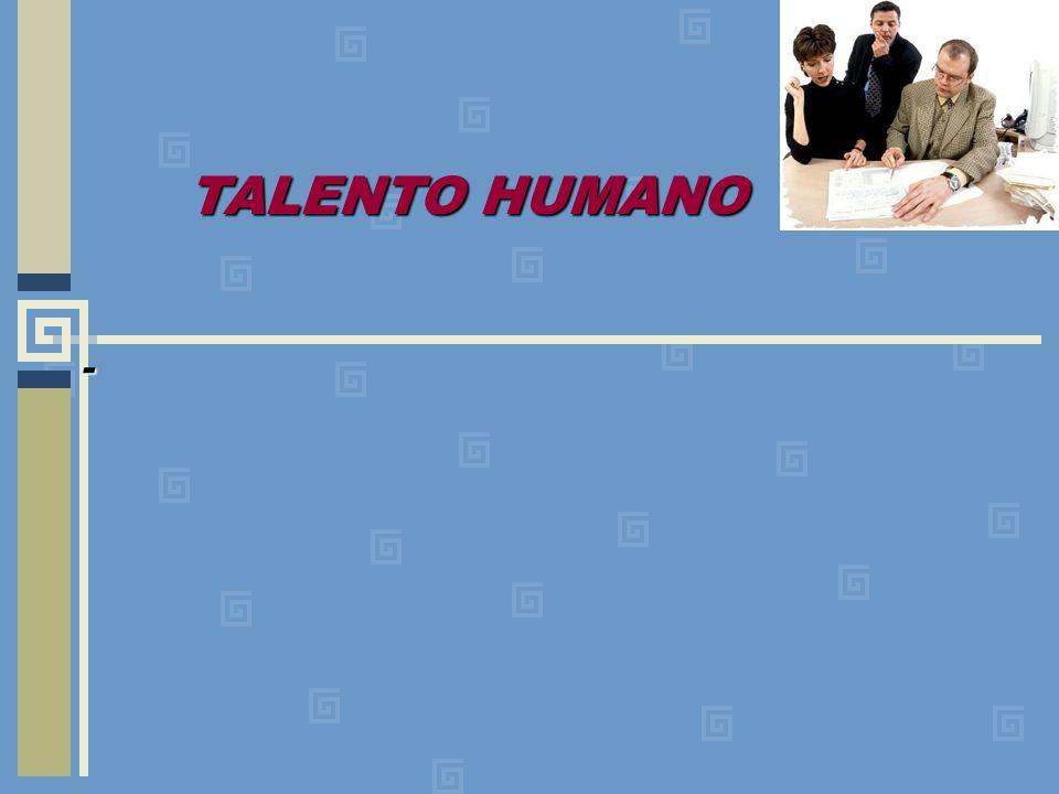 TALENTO HUMANO -