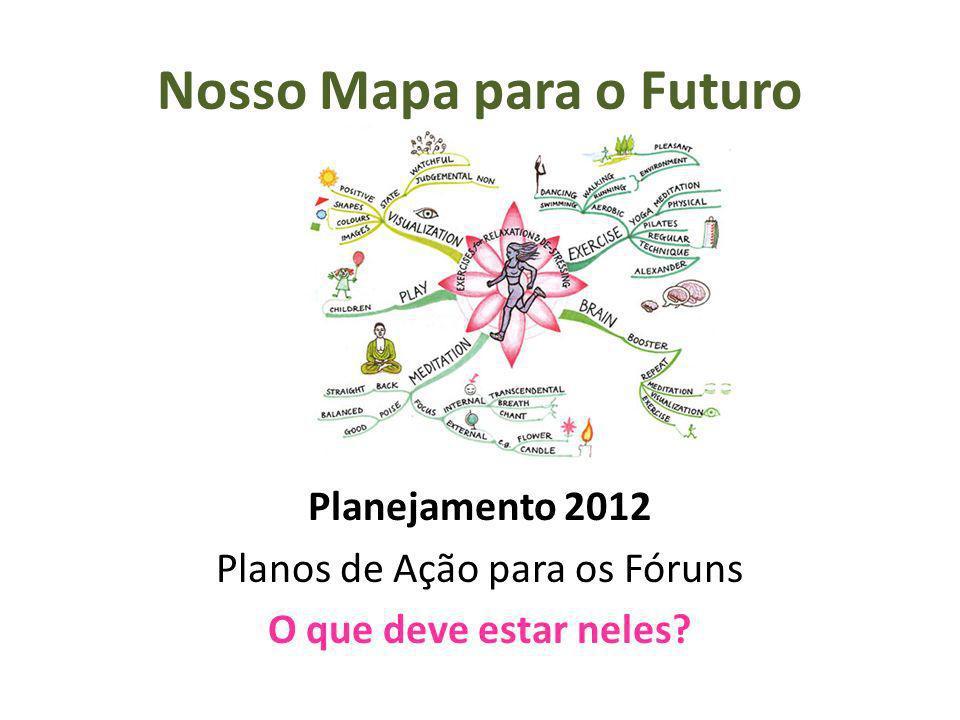 Nosso Mapa para o Futuro