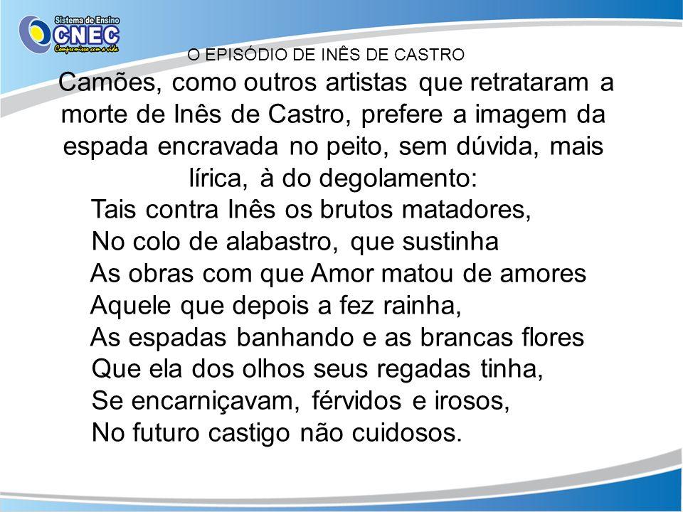 O EPISÓDIO DE INÊS DE CASTRO