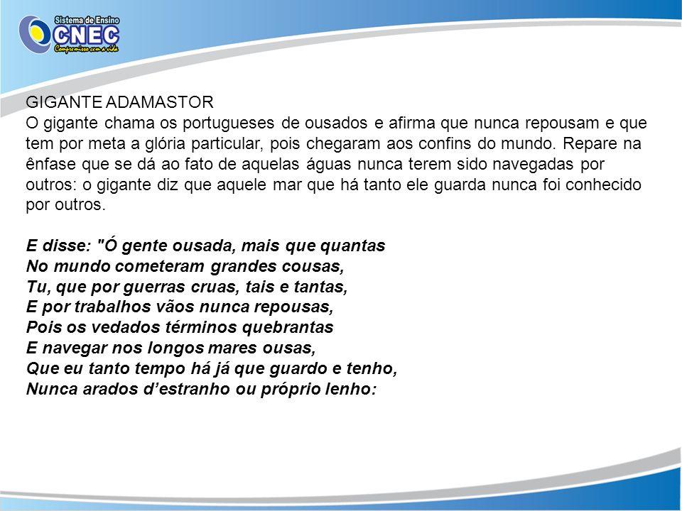GIGANTE ADAMASTOR
