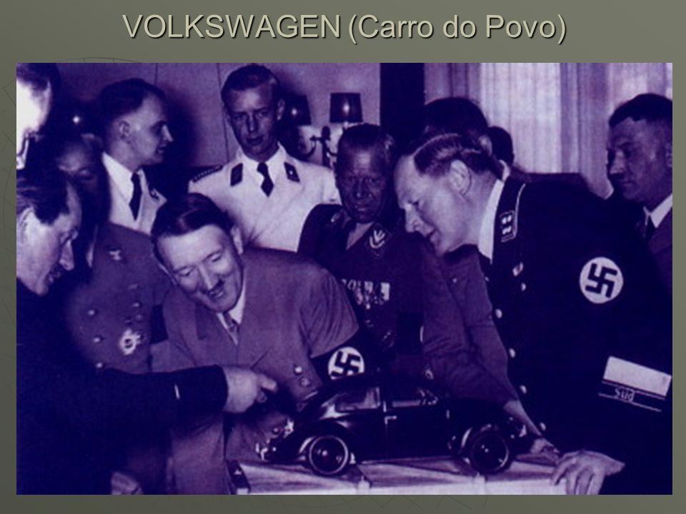 VOLKSWAGEN (Carro do Povo)