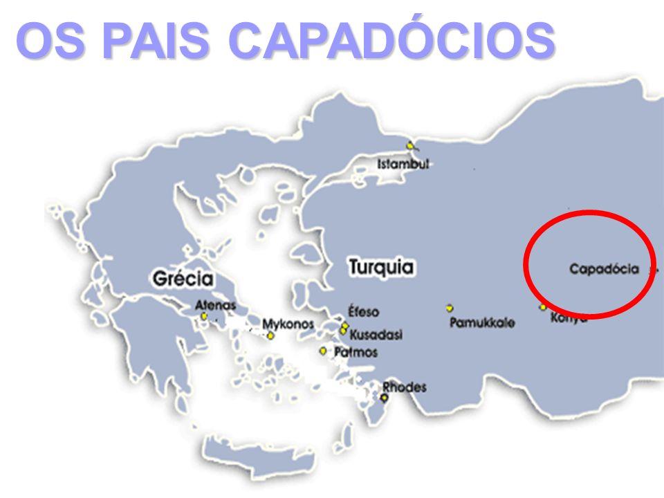 OS PAIS CAPADÓCIOS