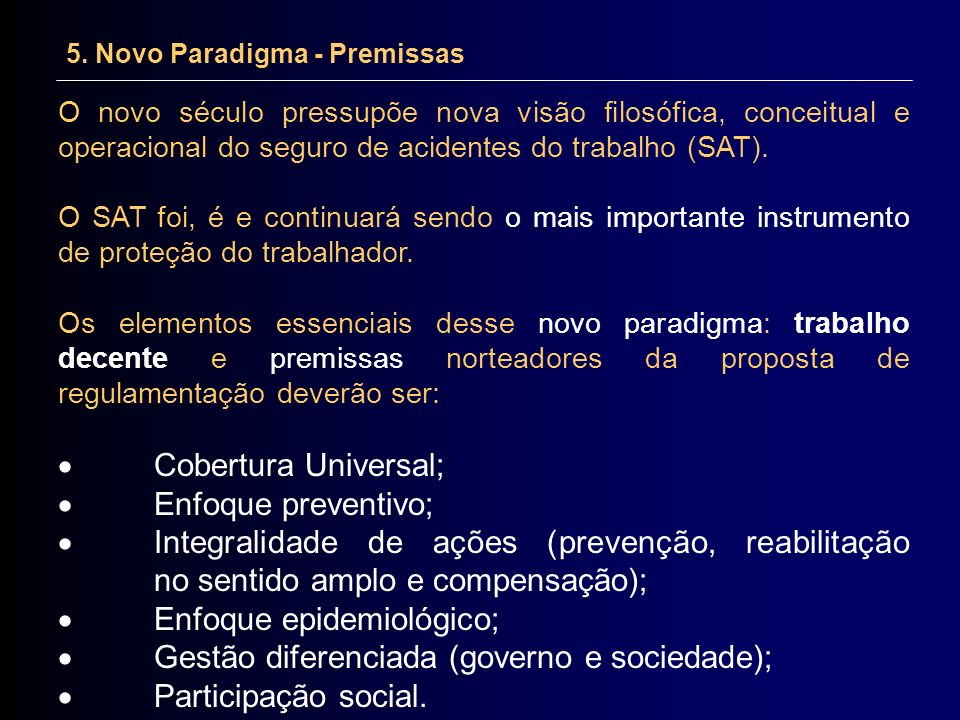  Cobertura Universal;  Enfoque preventivo;