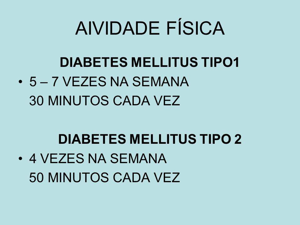 DIABETES MELLITUS TIPO1 DIABETES MELLITUS TIPO 2