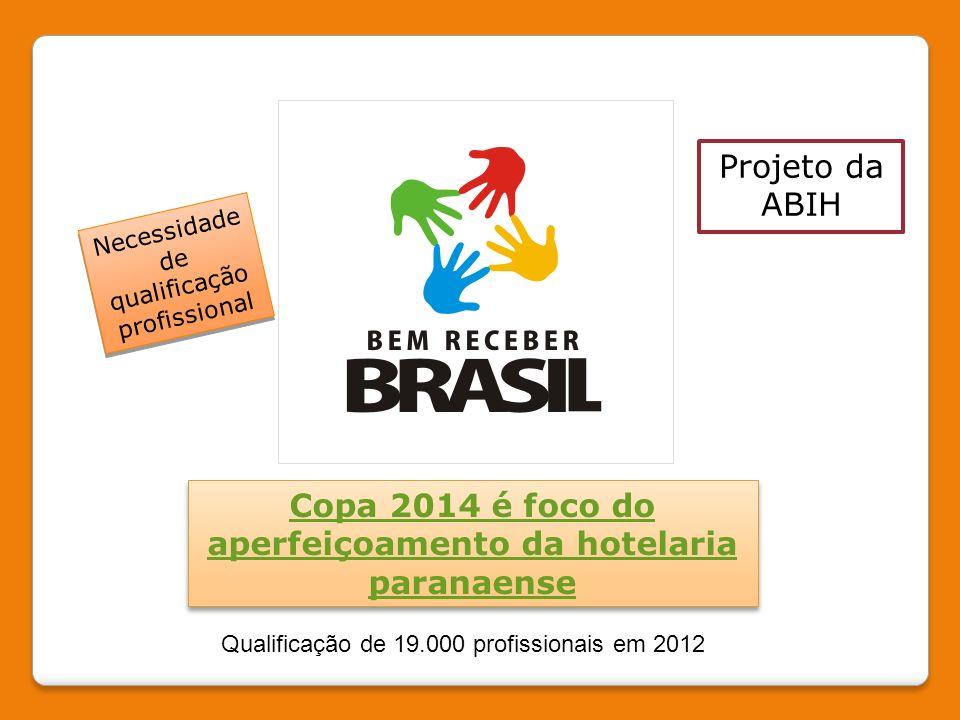 Copa 2014 é foco do aperfeiçoamento da hotelaria paranaense