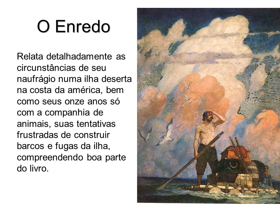 O Enredo