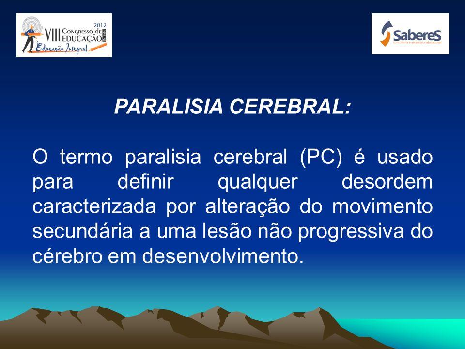 PARALISIA CEREBRAL: