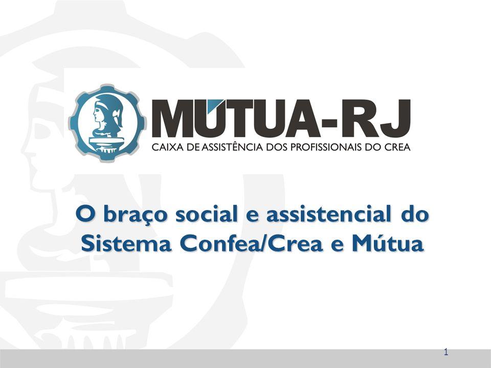 O braço social e assistencial do Sistema Confea/Crea e Mútua