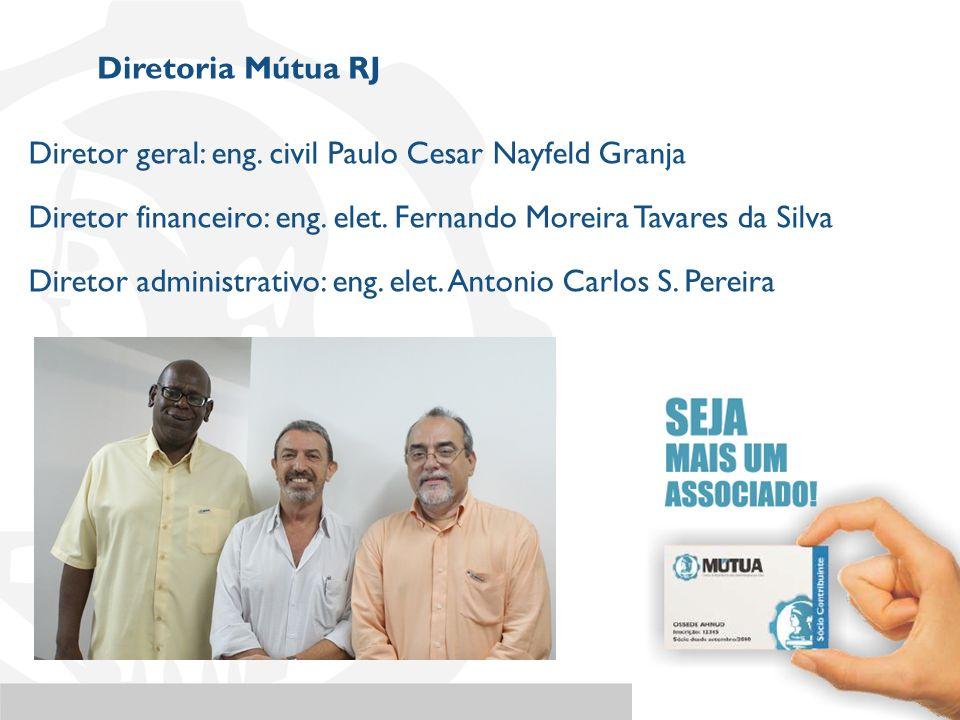 Diretor geral: eng. civil Paulo Cesar Nayfeld Granja