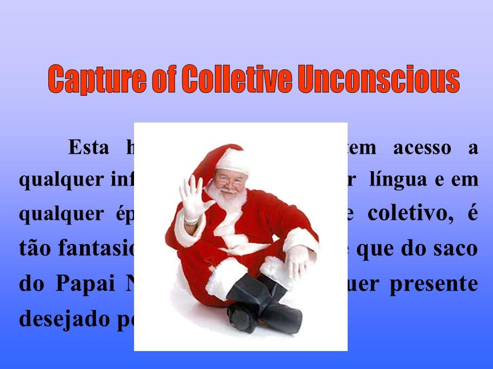 Capture of Colletive Unconscious