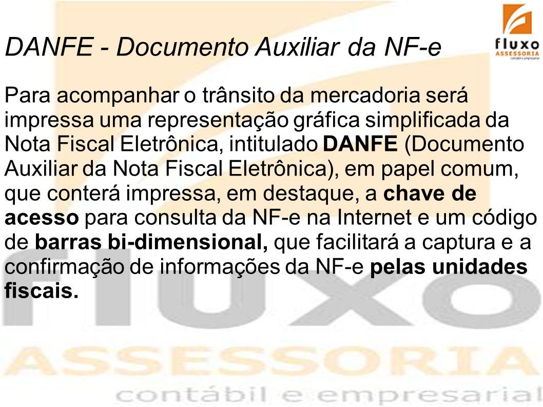 DANFE - Documento Auxiliar da NF-e