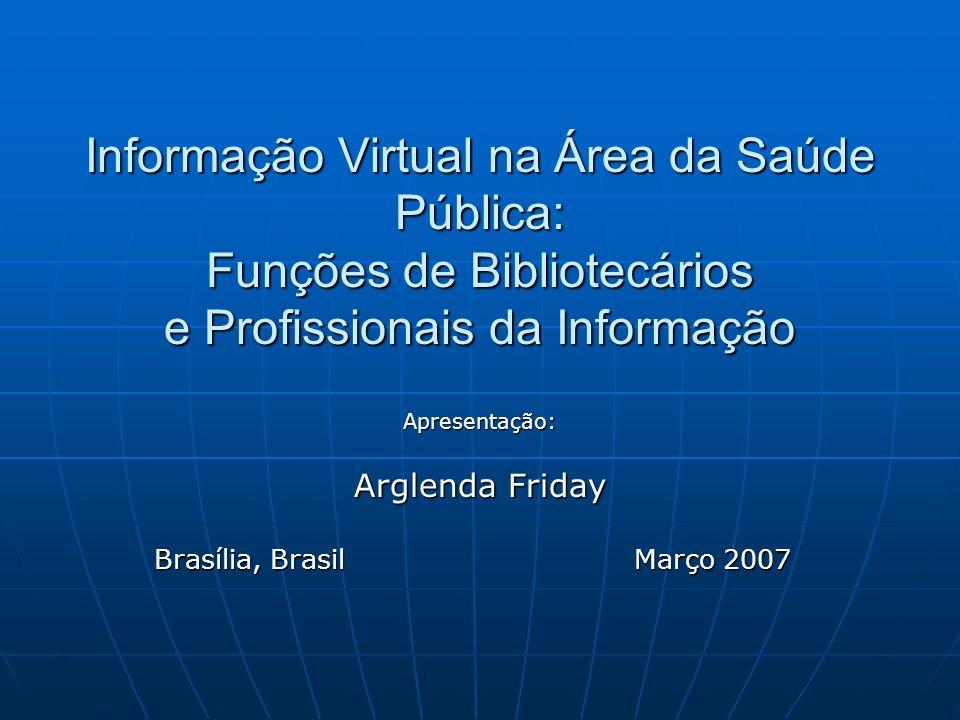 Apresentação: Arglenda Friday Brasília, Brasil Março 2007