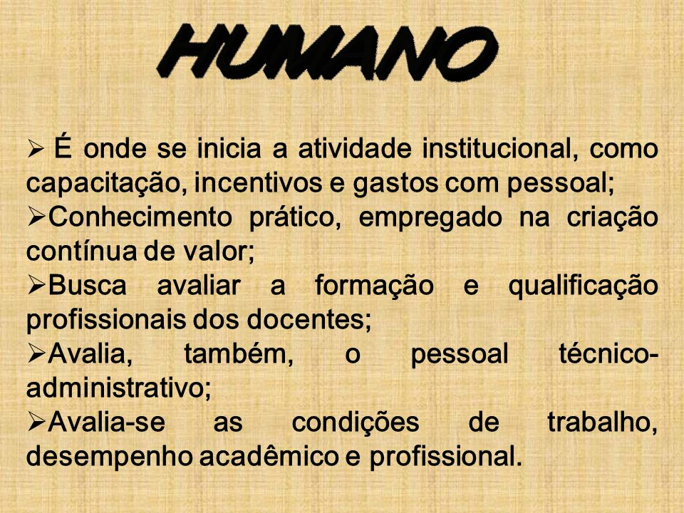 Conhecimento prático, empregado na criação contínua de valor;