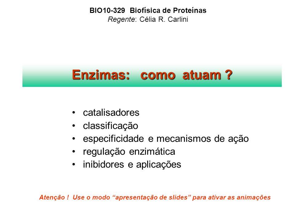 BIO10-329 Biofísica de Proteínas