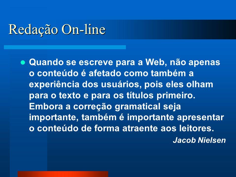 Redação On-line